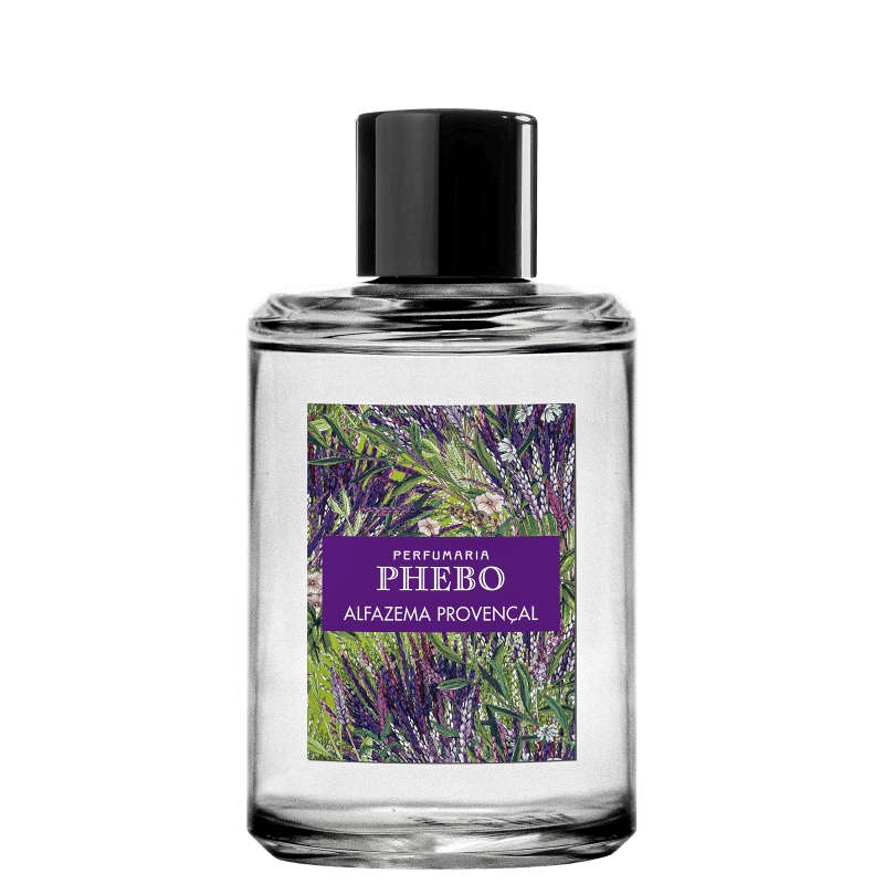 Alfazema Provençal Phebo Eau de Cologne - Perfume Unissex Alfazema Provençal