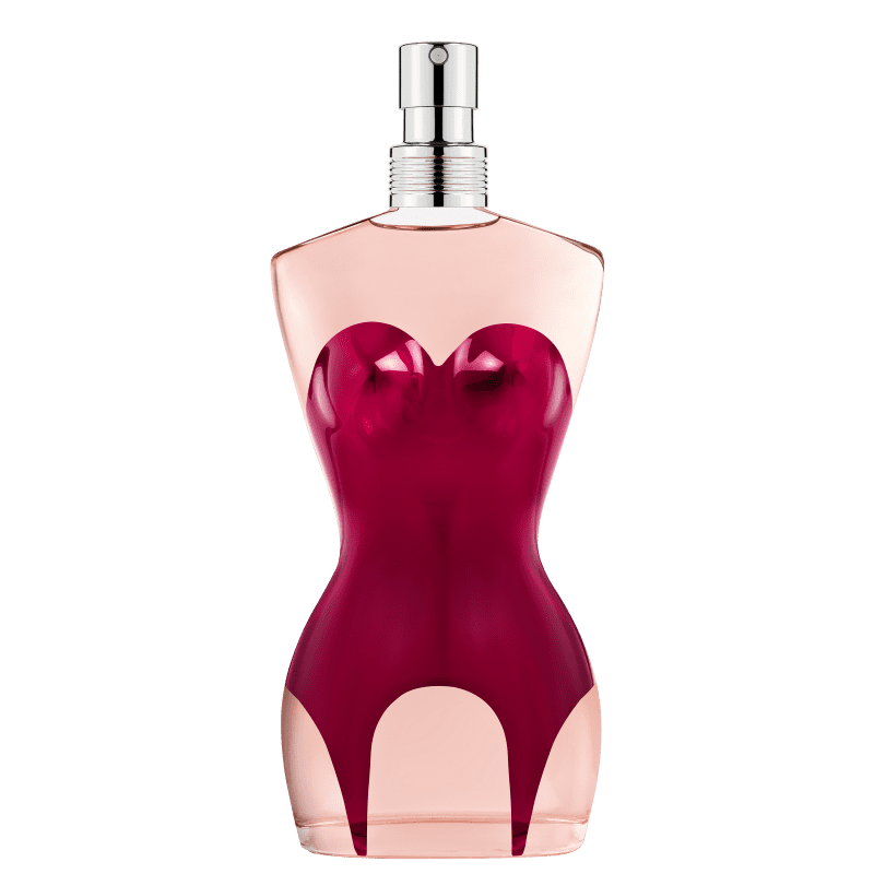 Classique Jean Paul Gaultier Eau de Parfum – Perfume Feminino 100ml