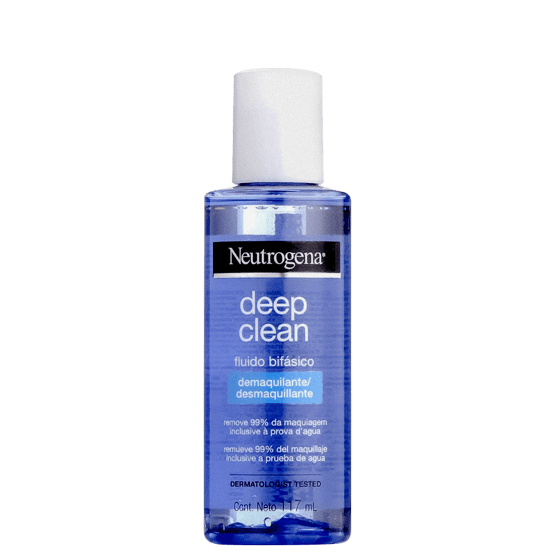 Neutrogena Deep Clean - Demaquilante Bifásico 117ml