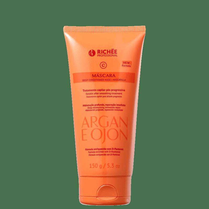 Richée Professional Argan e Ojon - Máscara Capilar 150g