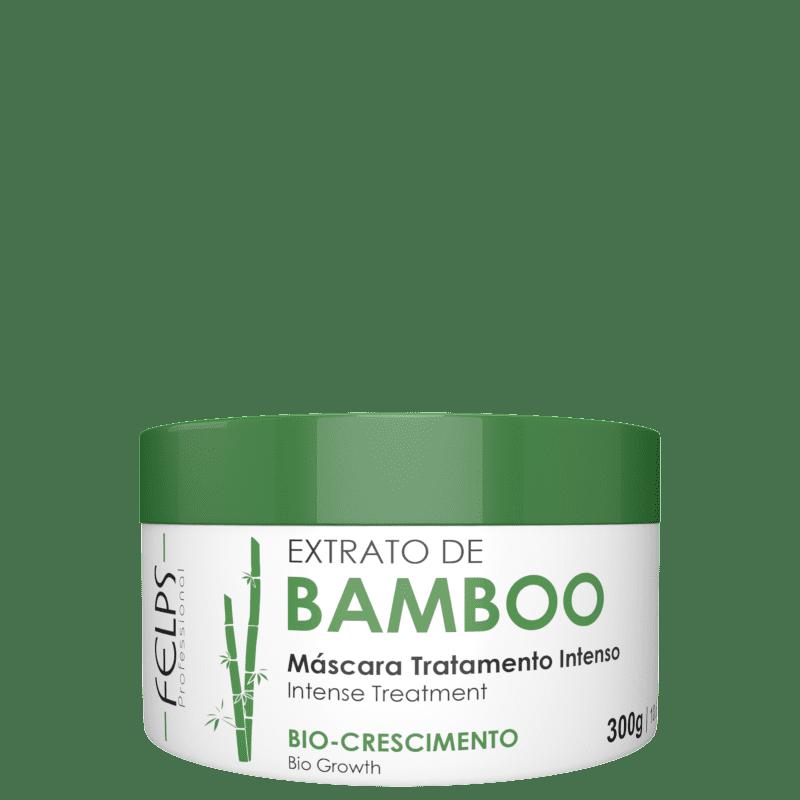 Felps Profissional XMix Bio-Crescimento Extrato de Bamboo - Máscara Capilar 300g