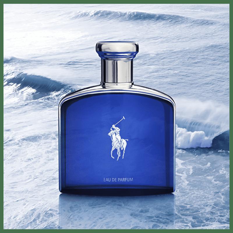 bb7c401df Polo Blue Ralph Lauren Eau de Parfum - Perfume Masculino 125ml