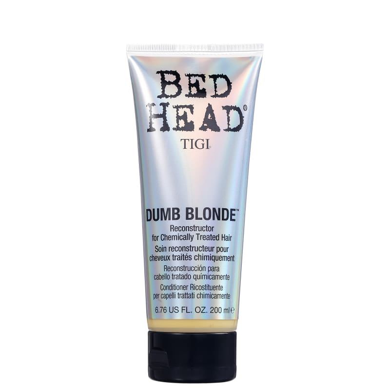 TIGI Bed Head Dumb Blonde Reconstructor - Máscara de Reconstrução 200ml