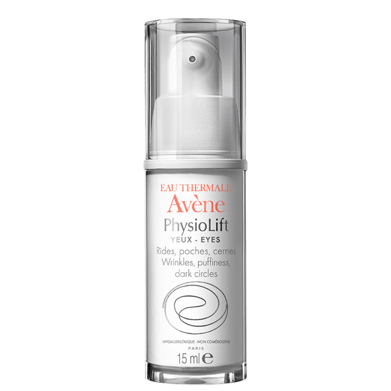 Avène PhysioLift Eyes - Creme Anti-Idade Noturno 15ml