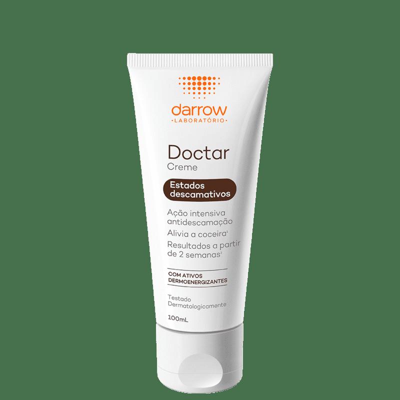 Darrow Doctar Creme Anticaspa - Tratamento Noturno 100ml