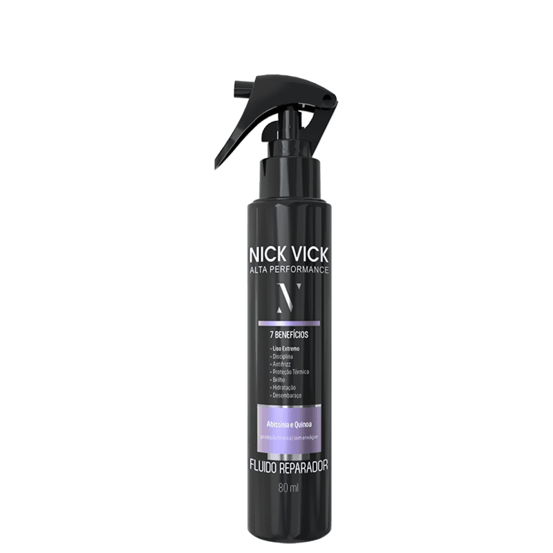Nick & Vick PRO-Hair 7 Benefícios - Leave-in 80ml