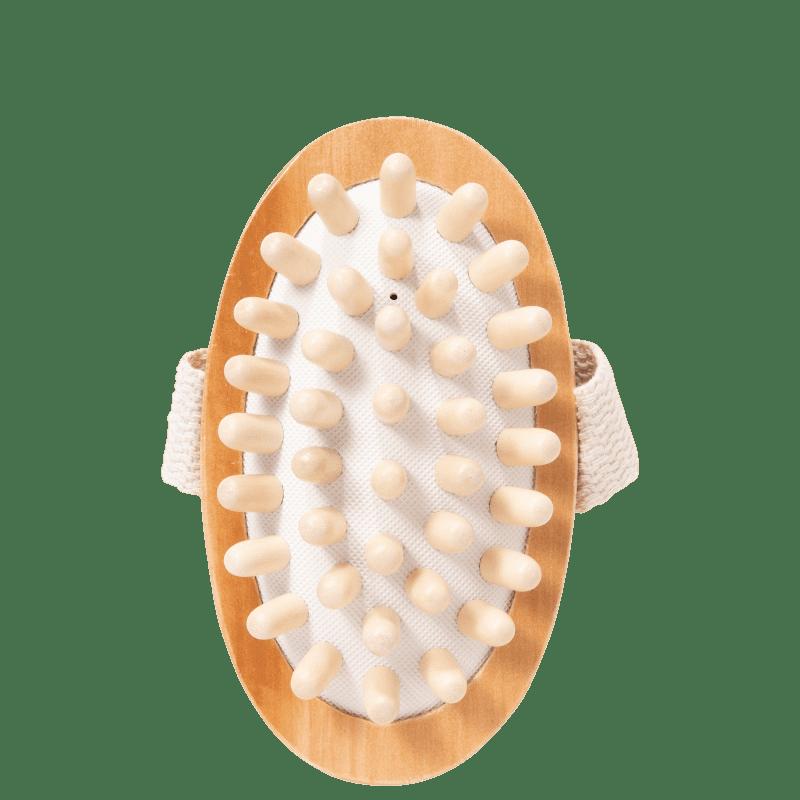 Orgânica Cerdas de Madeira - Massageador Anticelulite