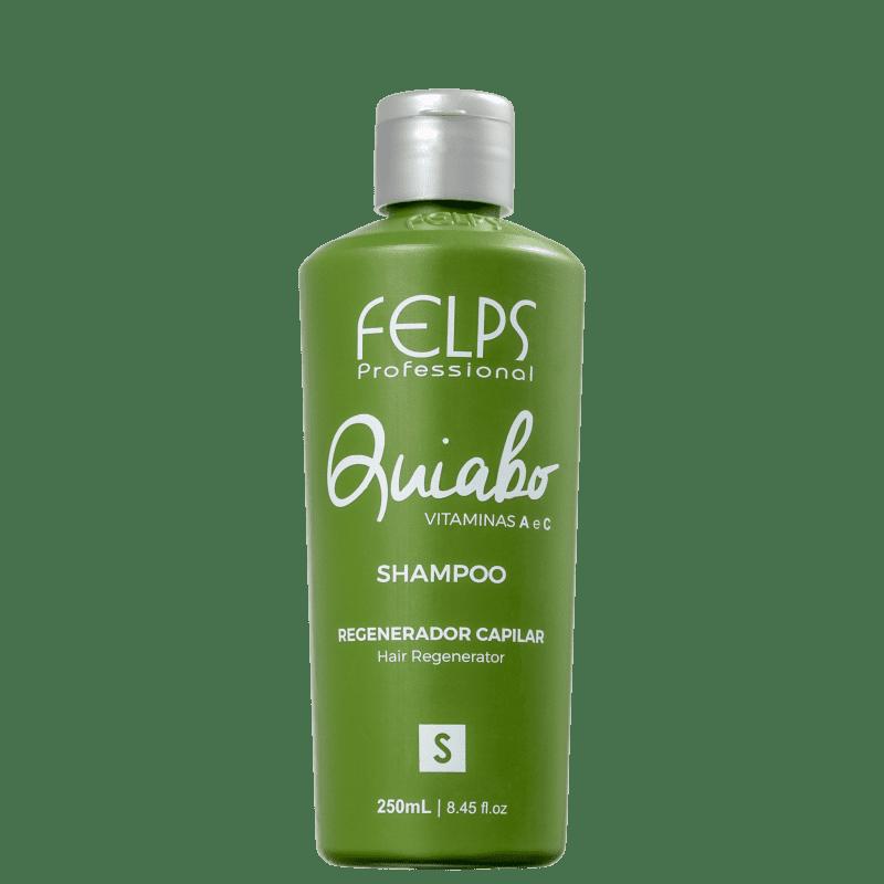 Felps Profissional Xmix Quiabo - Shampoo 250ml