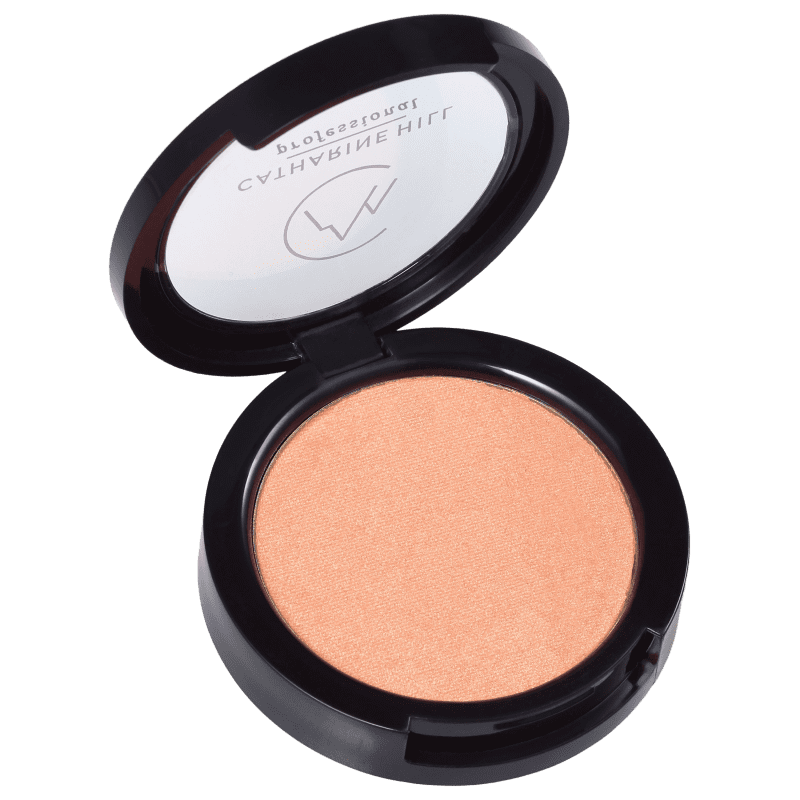 Catharine Hill Pressed Powder Marrom - Blush Matte 7g