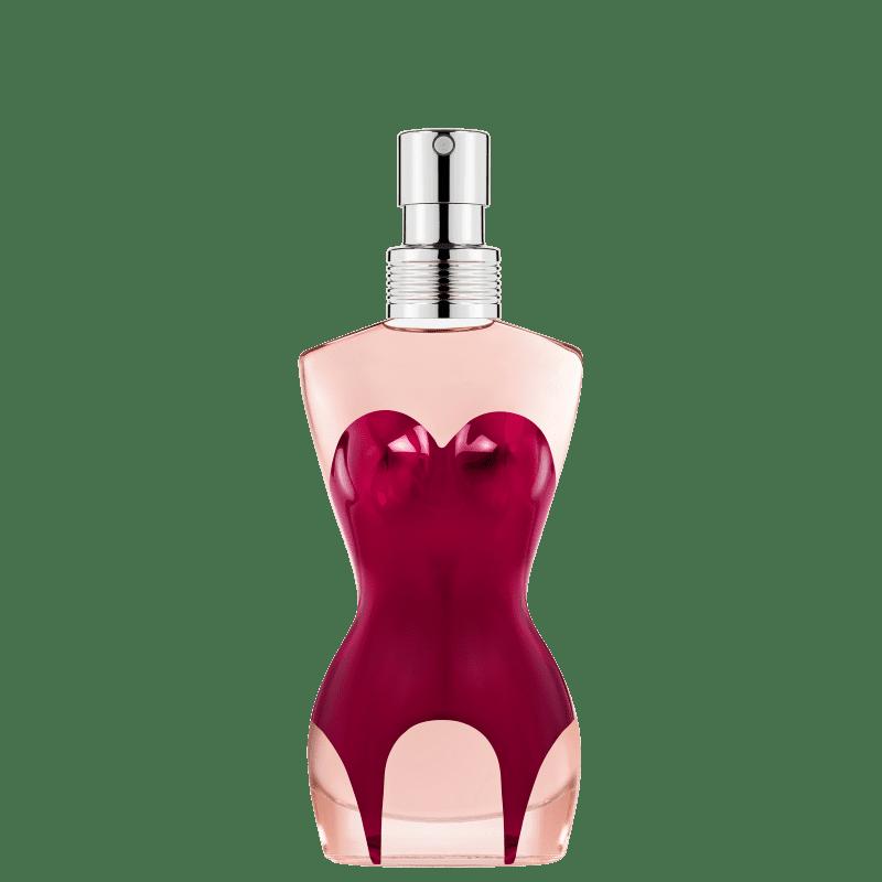 Classique Jean Paul Gaultier Eau de Parfum – Perfume Feminino 20ml