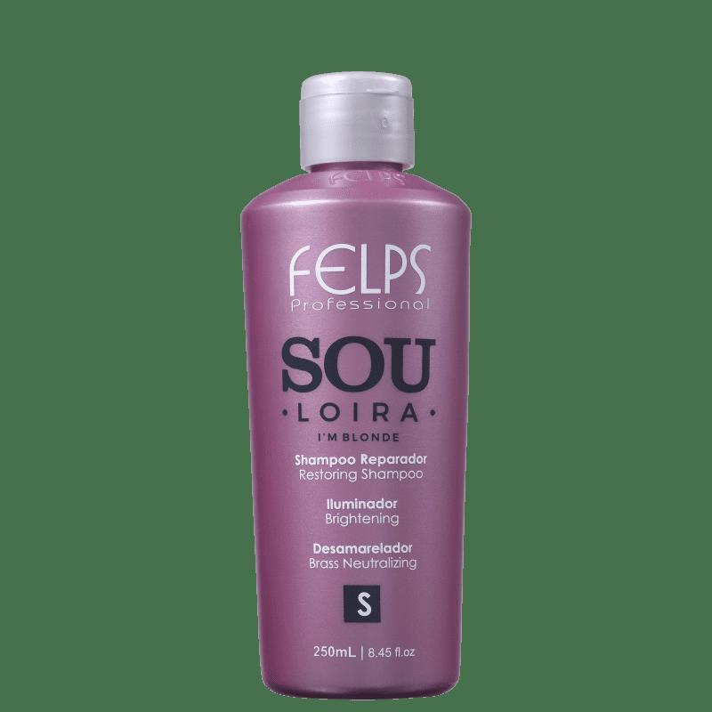 Felps Profissional Xblond Sou Loira - Shampoo 250ml
