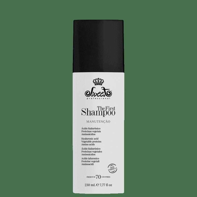 Sweet Hair The First Manutenção - Shampoo sem Sulfato 230ml