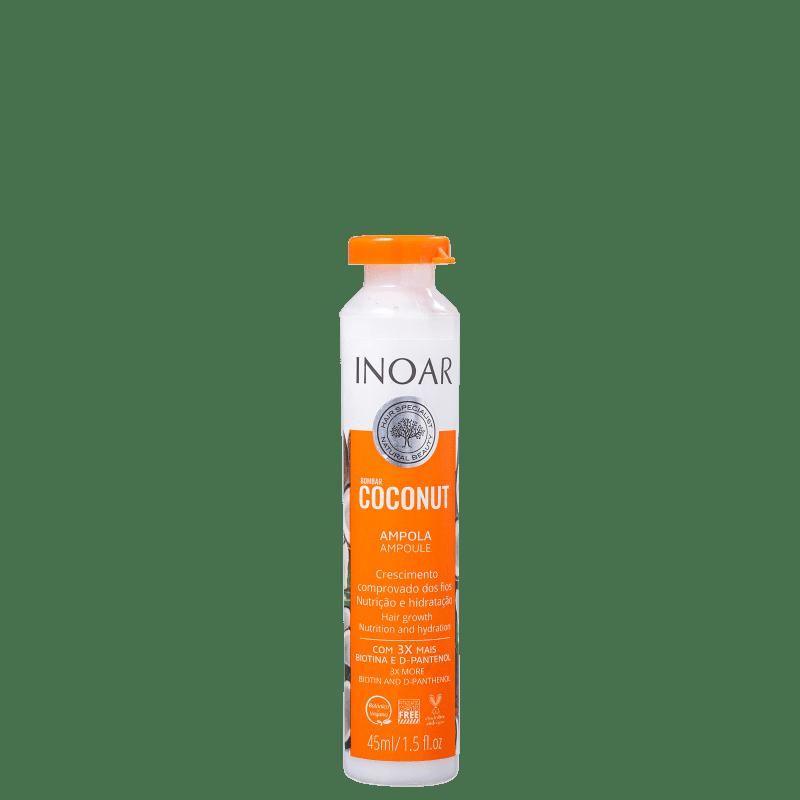 Inoar Bombar Coconut - Ampola Capilar 45ml