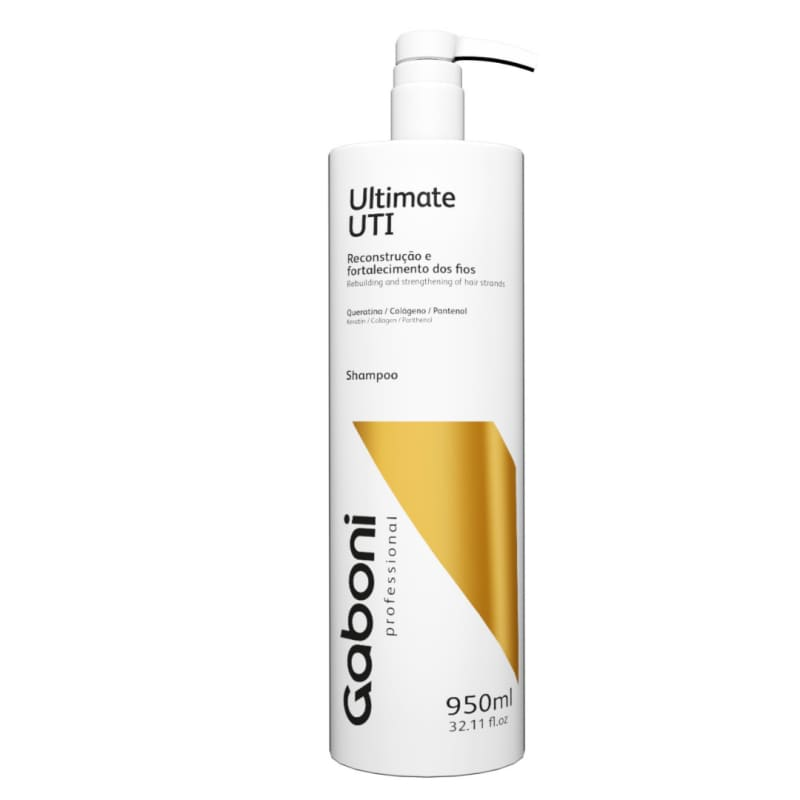 Gaboni Ultimate UTI - Shampoo UTI 950ml