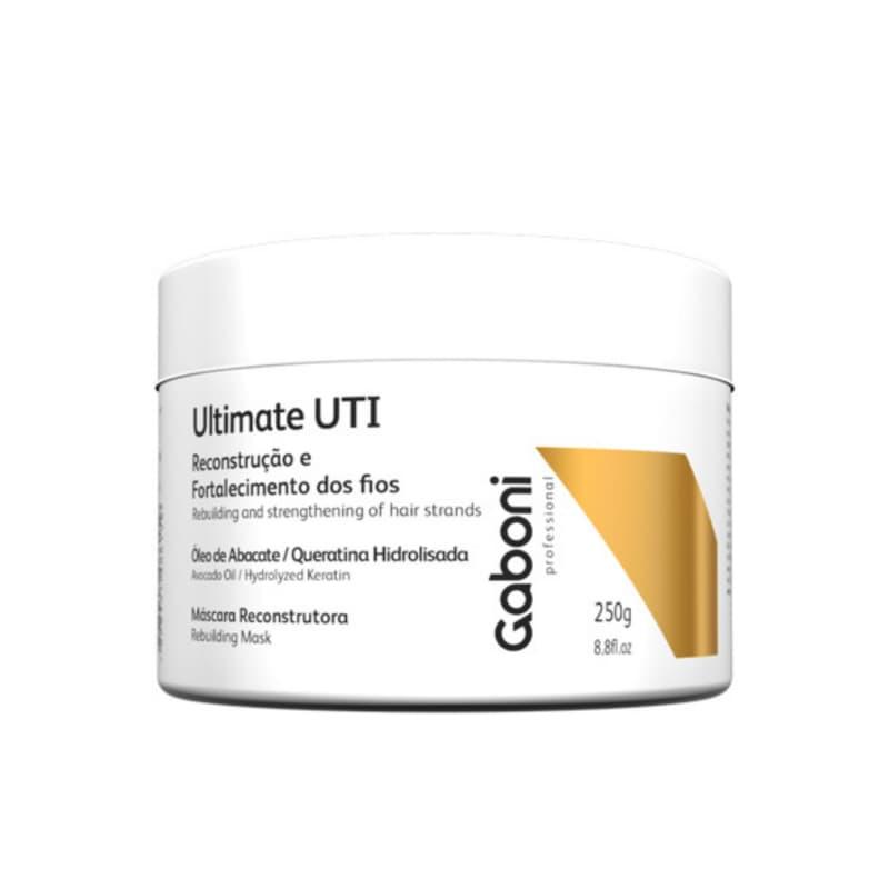 Gaboni Ultimate UTI - Máscara Reconstrução 250g