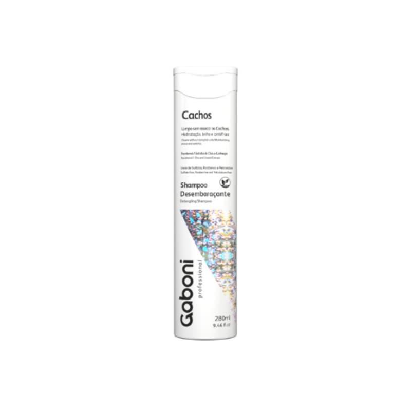 Gaboni Cachos - Shampoo Desembaraçante Cachos 280ml