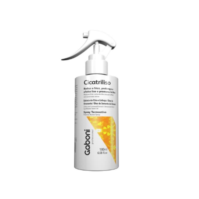 Gaboni Cicatriliso - Spray TermoAtivo AntFrizz 180ml