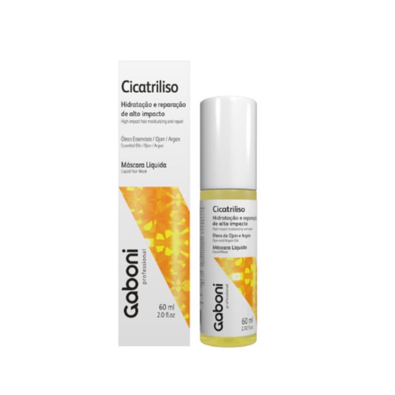 Gaboni Cicatriliso - Máscara Líquida AntiFrizz 60ml