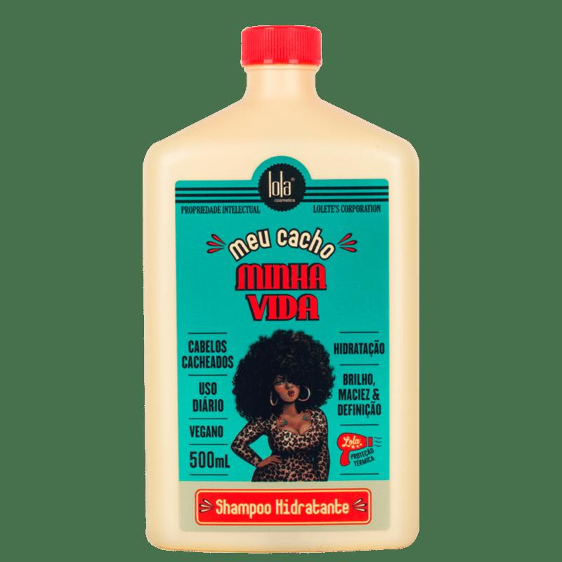 Lola Cosmetics Meu Cacho Minha Vida - Shampoo sem Sulfato 500ml