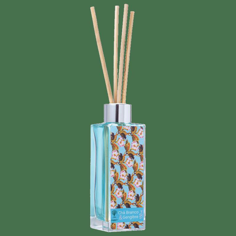 Orgânica Chá Branco & Gengibre - Difusor de Ambiente 150ml
