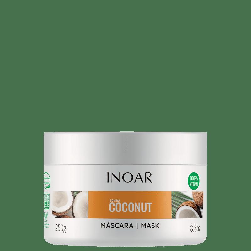 Inoar Bombar Coconut - Máscara de Nutrição 250g