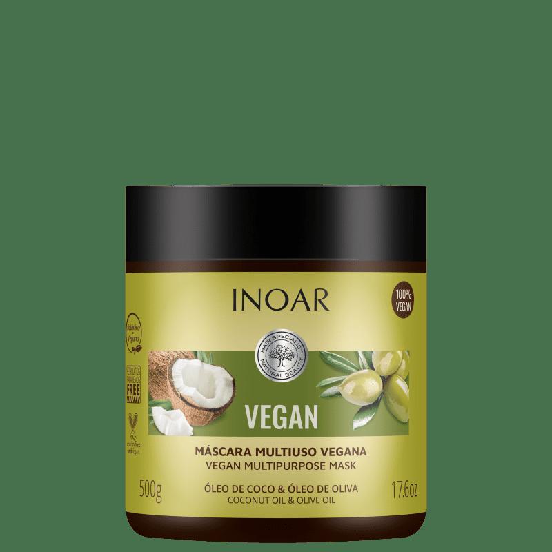 Inoar Vegan - Máscara de Nutrição 500g
