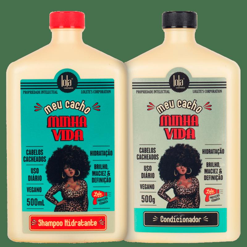 Kit Lola Cosmetics Meu Cacho Minha Vida Duo (2 Produtos)