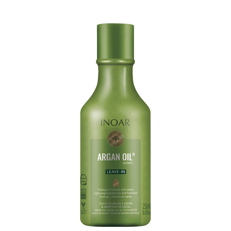 Inoar Argan Oil System - Leave-in 250ml