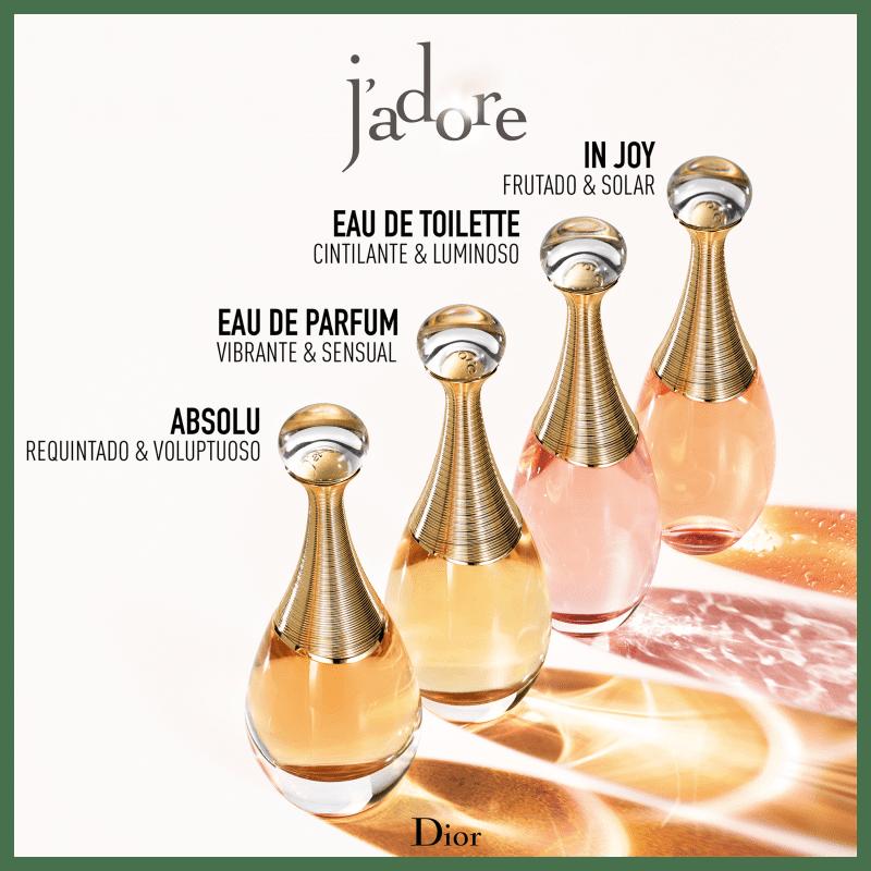 85a661f2685 J adore Dior Eau de Parfum - Perfume Feminino 100ml