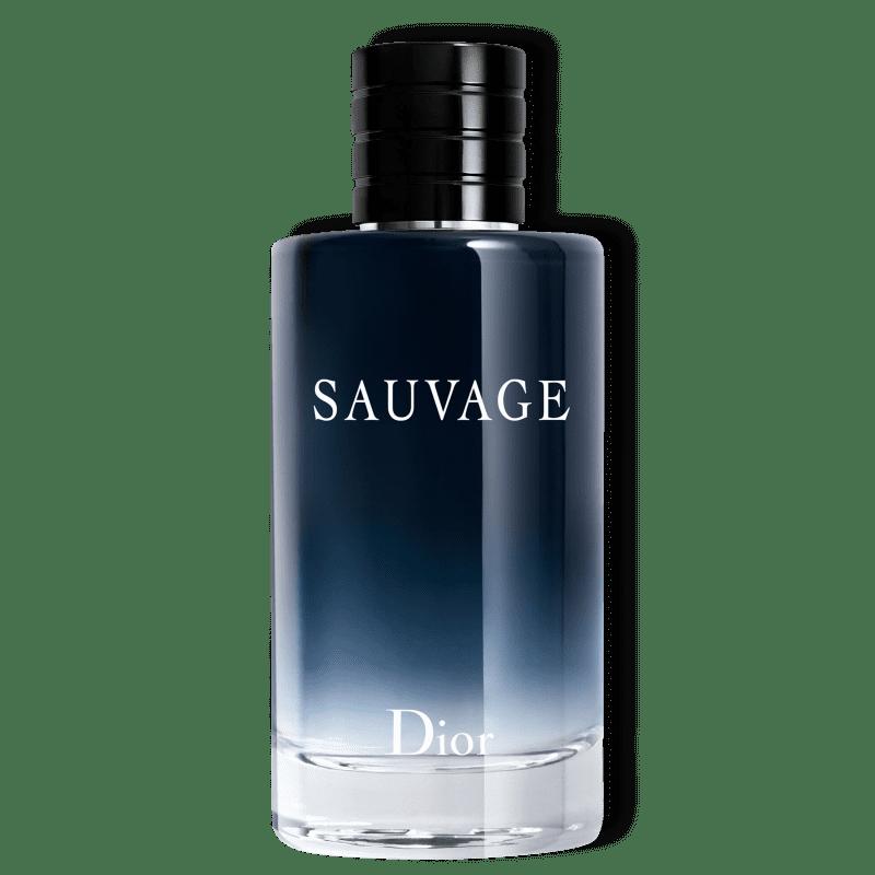 Sauvage Dior Eau de Toilette - Perfume Masculino 200ml
