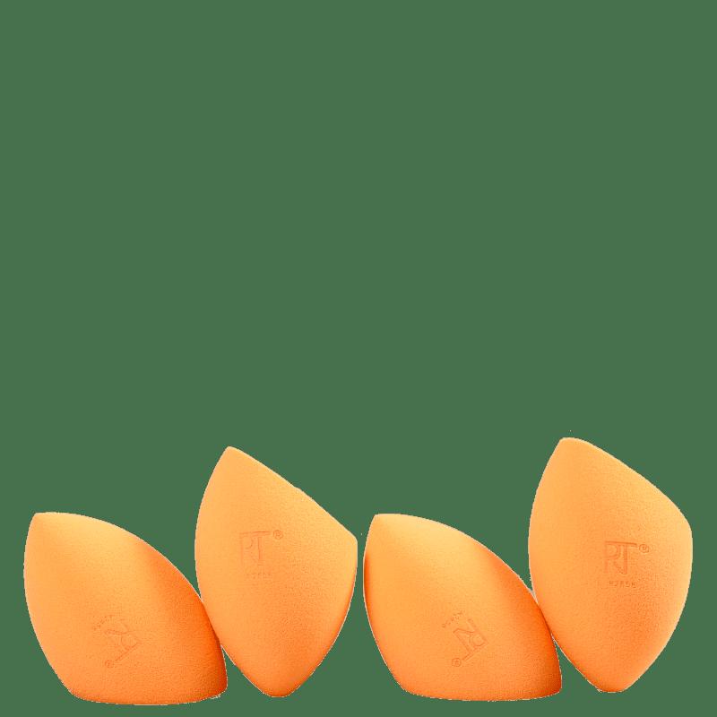 Kit Real Techniques 4 Miracle Complexion Sponges (4 Produtos)