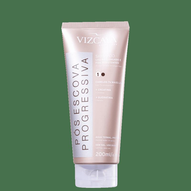 Vizcaya Pós-Escova Progressiva - Shampoo 200ml