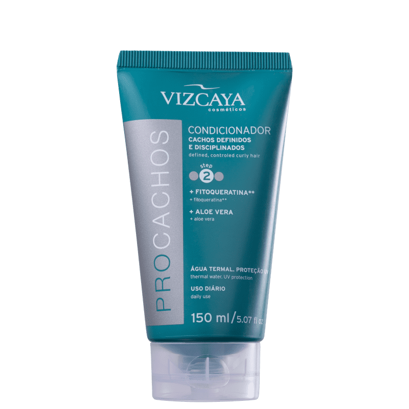 Vizcaya ProCachos - Condicionador 150ml
