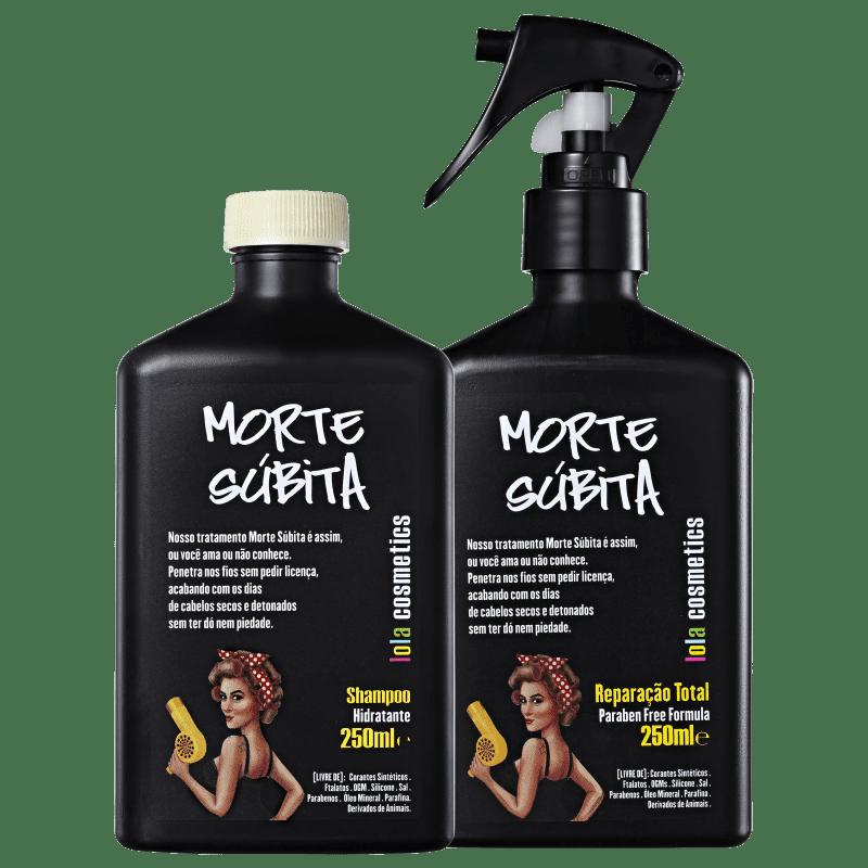 Lola Cosmetics Morte Súbita Basic Kit (2 Produtos)
