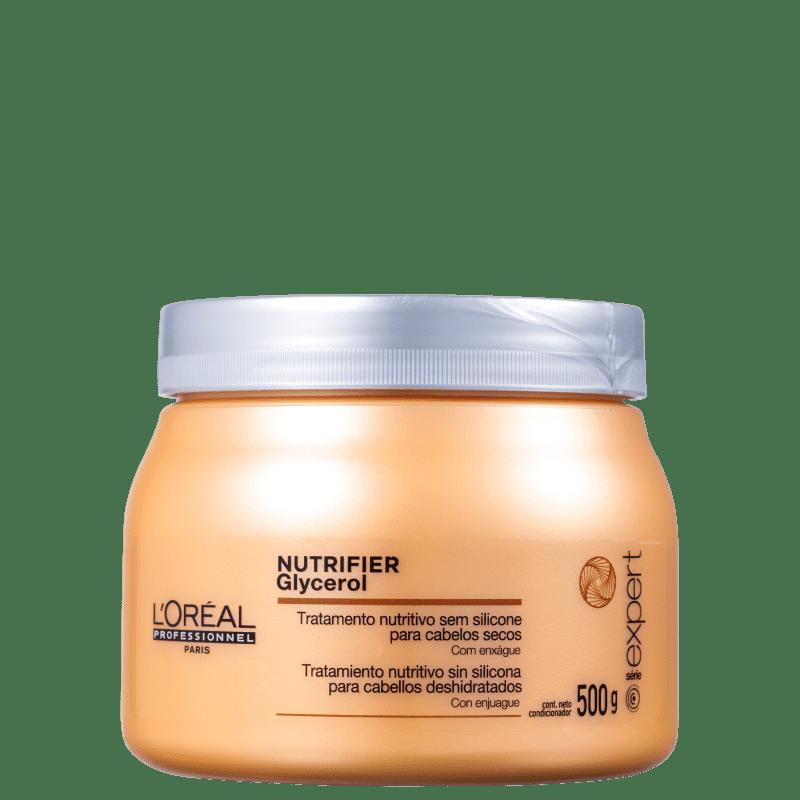 L'Oréal Professionnel Nutrifier - Máscara Capilar 500g