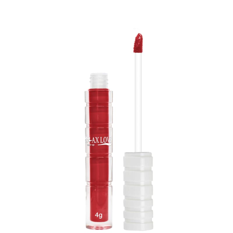 Max Love Latex 12 Bordô - Gloss Labial 4ml