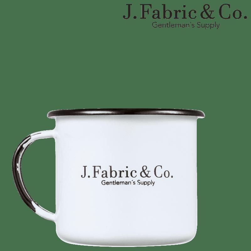 J. Fabric & Co. Iron Mug - Caneca