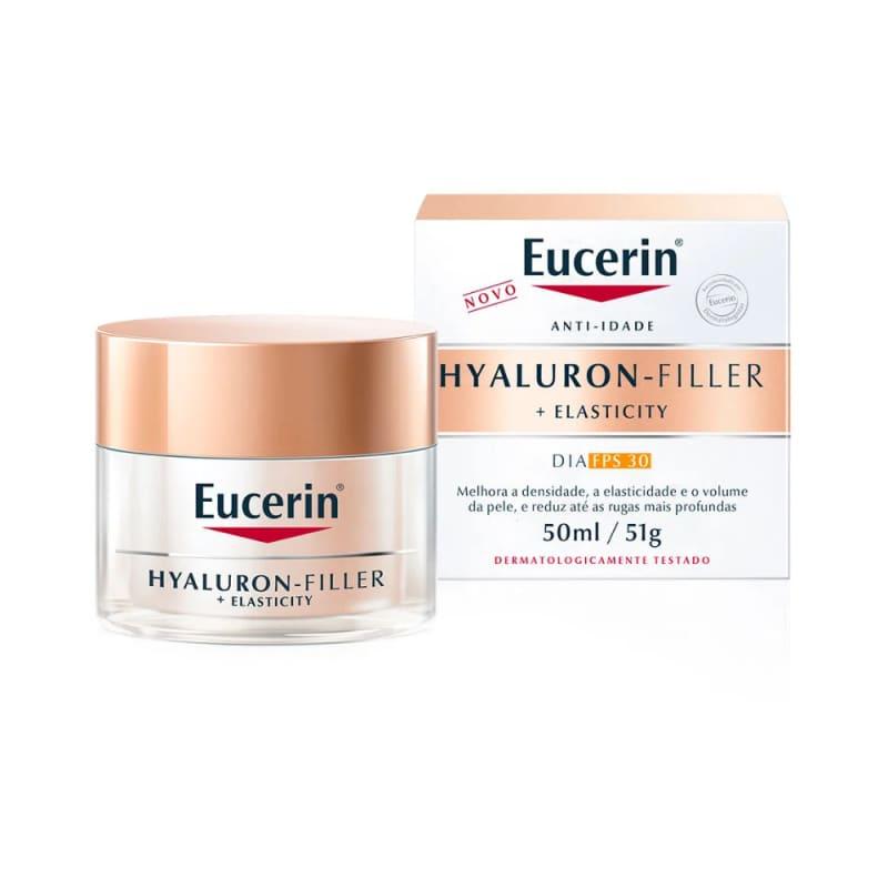 Eucerin Hyaluron Filler Elasticity - Creme Anti- Idade Dia 51ml