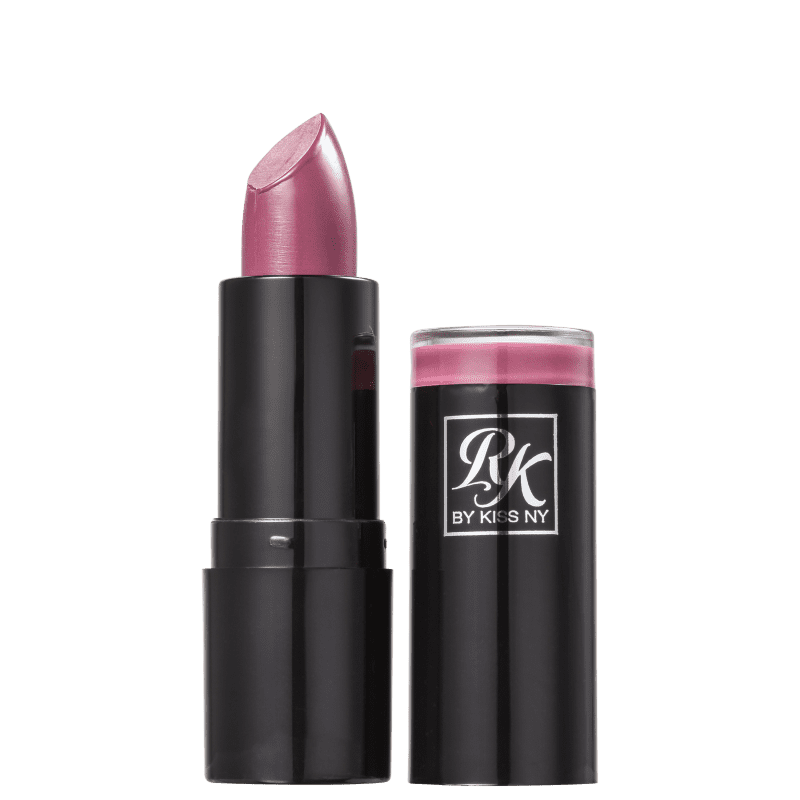 Kiss New York Ruby Kisses Fetiche - Batom Cremoso 3,5g