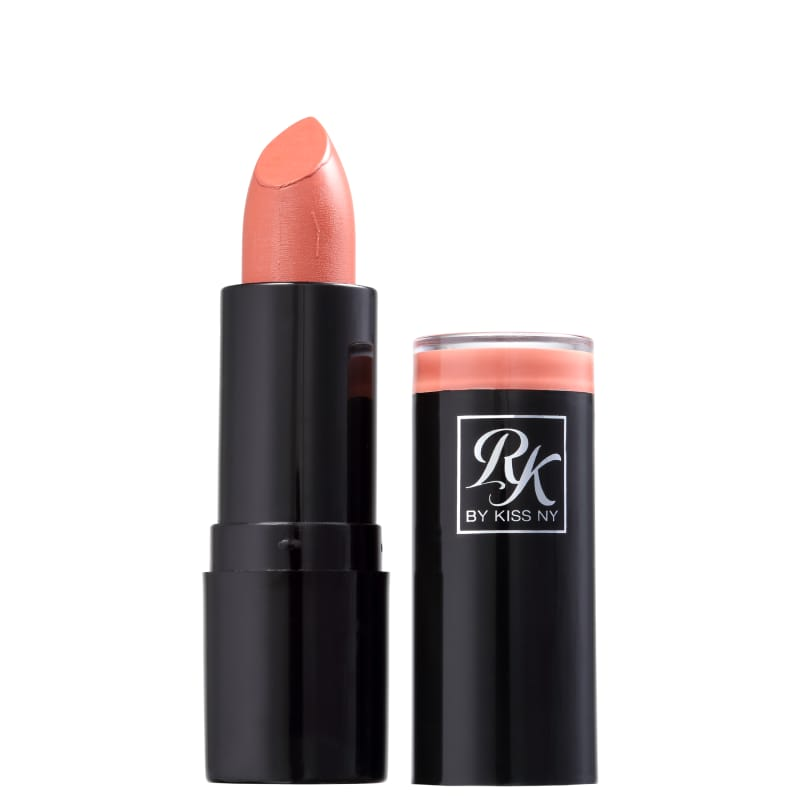 Kiss New York Ruby Kisses Nude - Batom Cremoso 3,5g