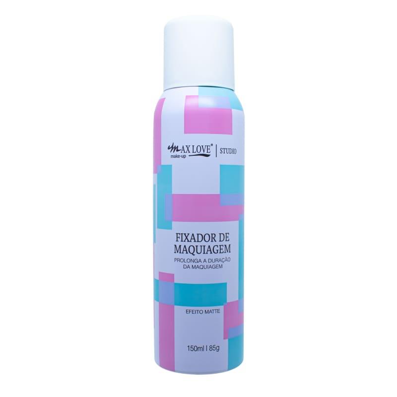 Max Love Fixador Spray - Fixador de Maquiagem 150ml