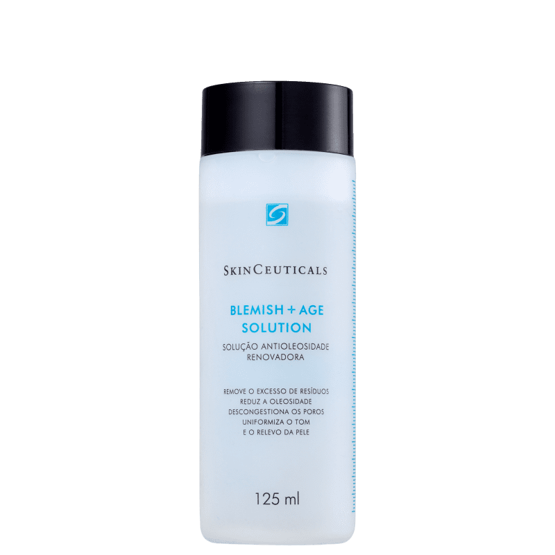 SkinCeuticals Blemish + Age Solution - Tônico Facial 125ml