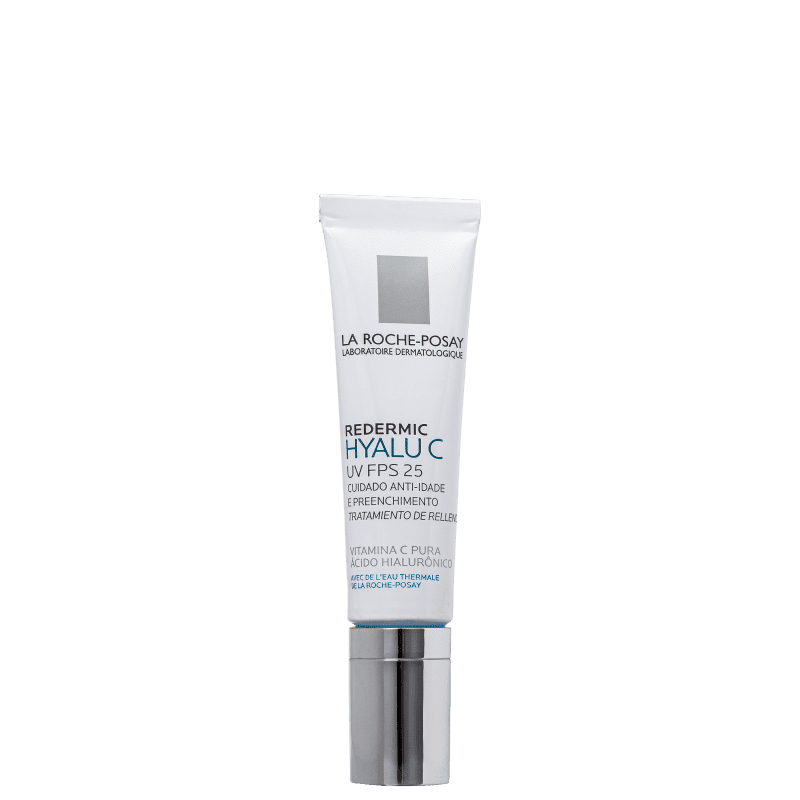 La Roche-Posay Redermic Hyalu C UV FPS 25 - Creme Anti-Idade 15ml