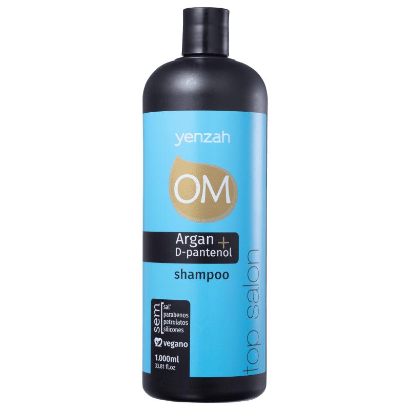 Yenzah OM Top Salon - Shampoo 1000ml