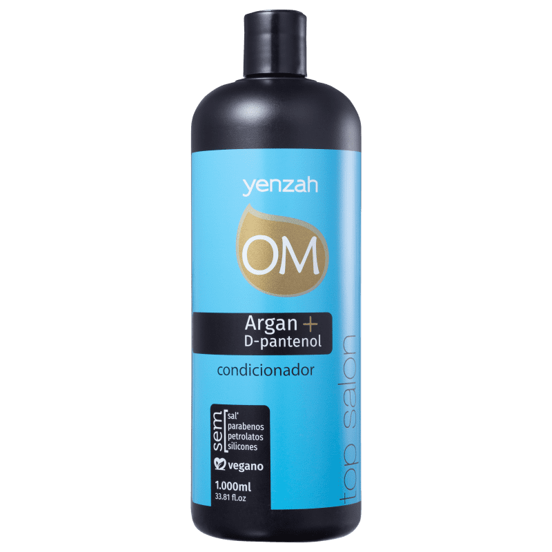 Yenzah OM Top Salon - Condicionador 1000ml