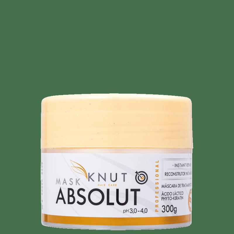 Knut Absolut - Máscara de Reconstrução 300g