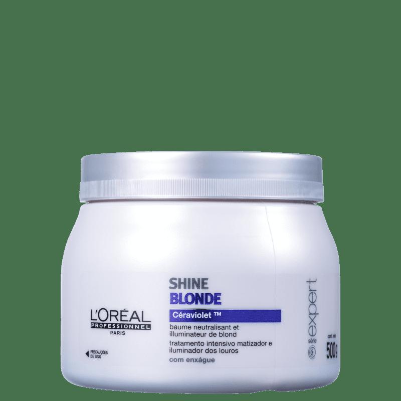 L'Oréal Professionnel Shine Blonde - Máscara Matizadora 500g