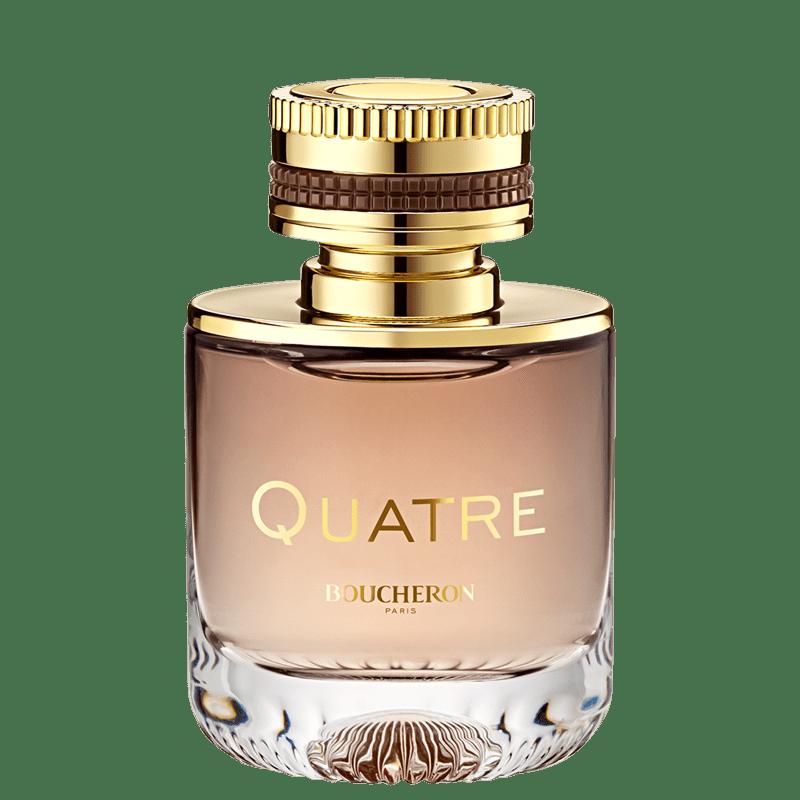 Quatre Absolu de Nuit Pour Femme Boucheron Eau de Parfum - Perfume Feminino 50ml