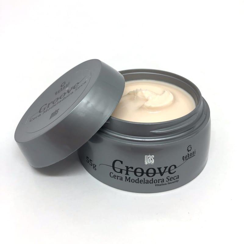 Gaboni Gas Way Groove - Cera Modeladora Seca 55 g