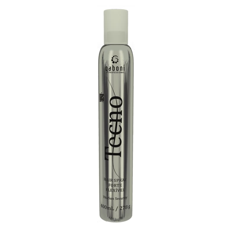 Gaboni Gas Way Tecno Hair - Spray Fixador 400 ml
